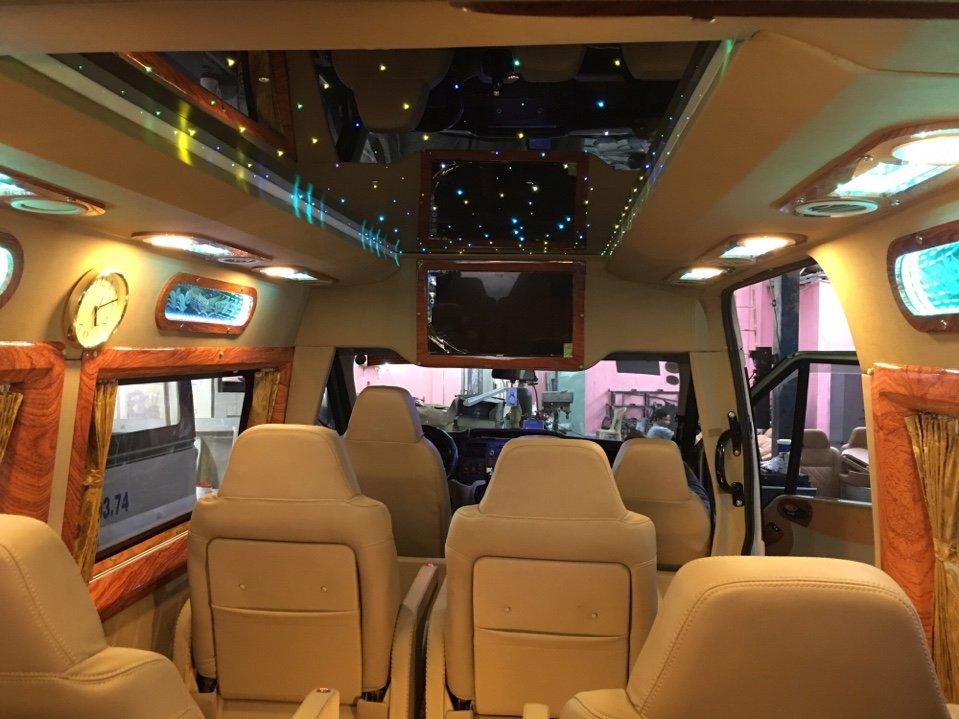 Kết quả hình ảnh cho limousine 9 chỗ đà lạt