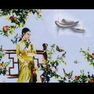Tranh Theu Lua Bao Loan
